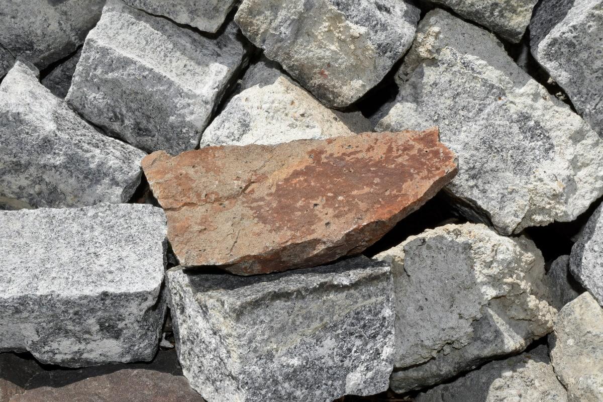 геология, текстура, структура, каменна стена, рок, камък, необработен, гранит