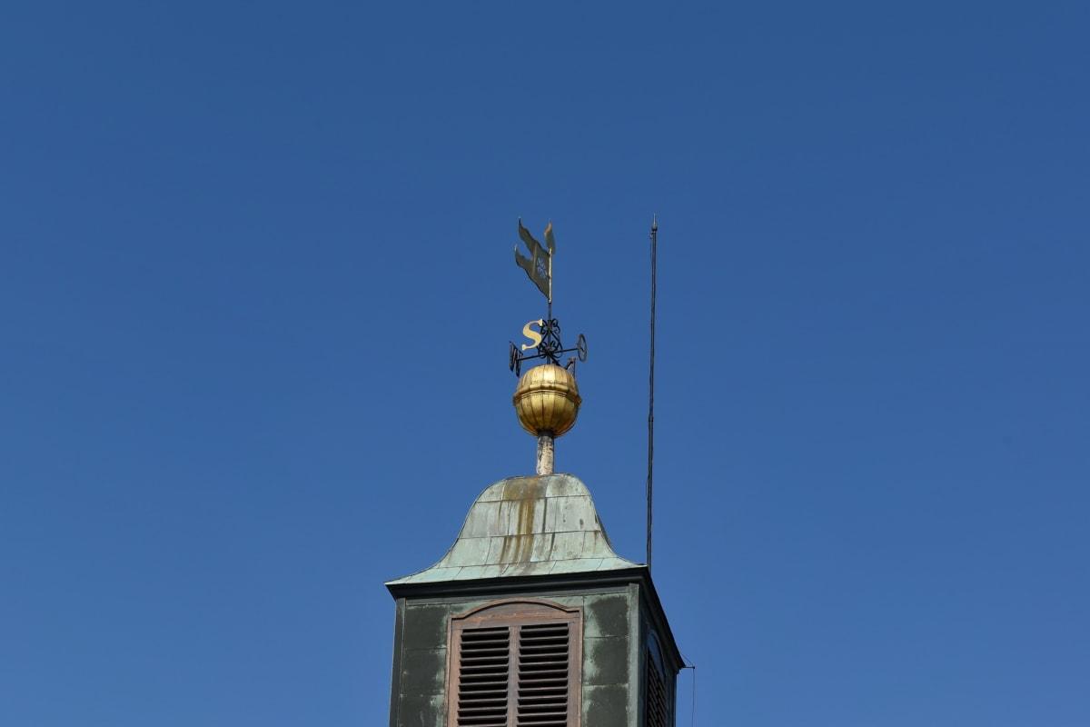 Νότια, σύμβολο, συσκευή, κτίριο, αρχιτεκτονική, σε εξωτερικούς χώρους, μπλε του ουρανού, φως της ημέρας