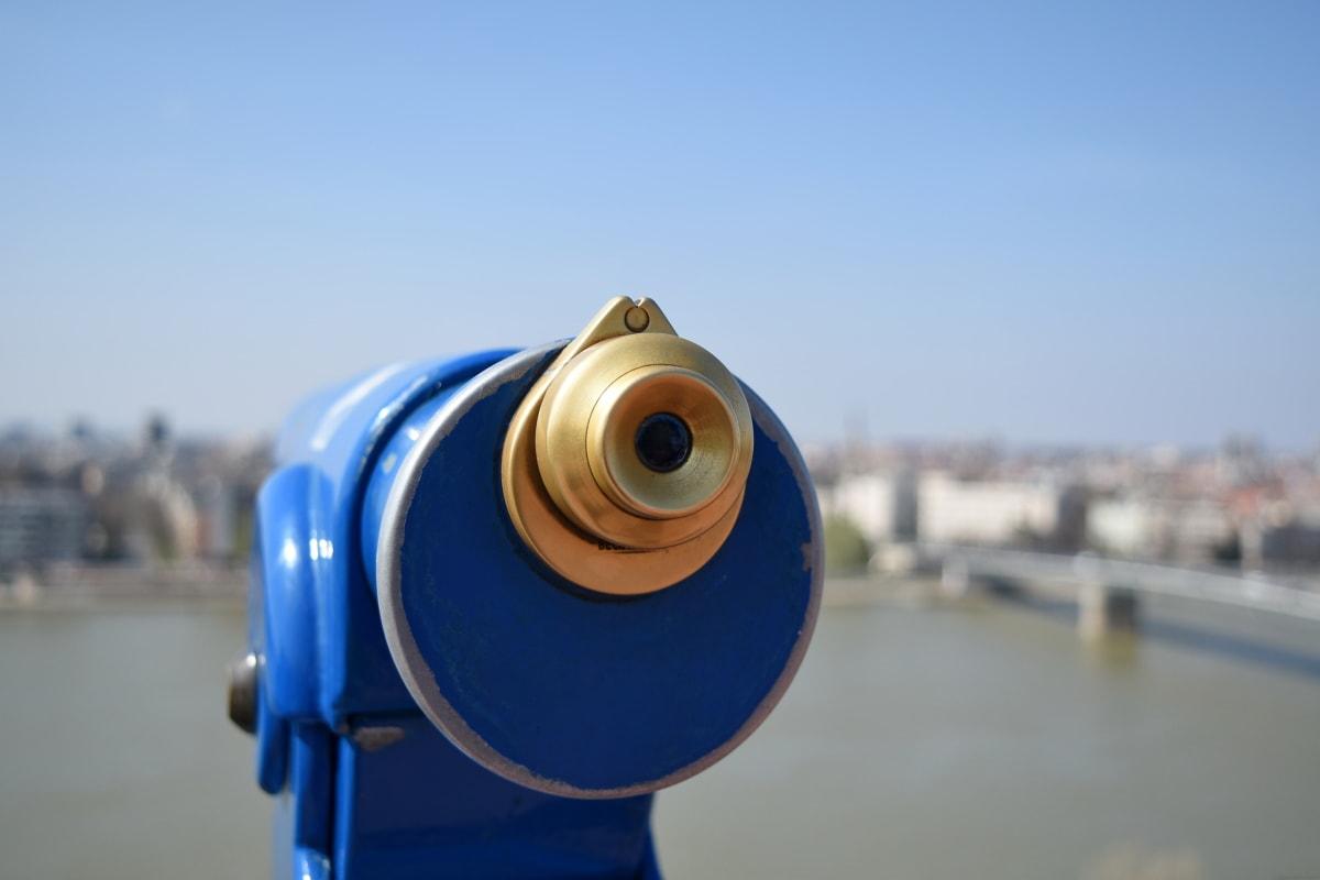 puente, Centro de la ciudad, panorama, telescopio, atracción turística, Ciudad, calle, paisaje