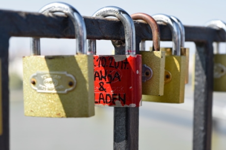 love, security, safe, safety, padlock, metal, lock, fastener