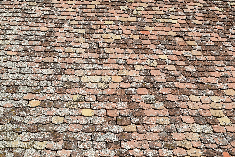 Image Libre Toit Exterieur Brique Tuile Vieux Texture Mur Modele
