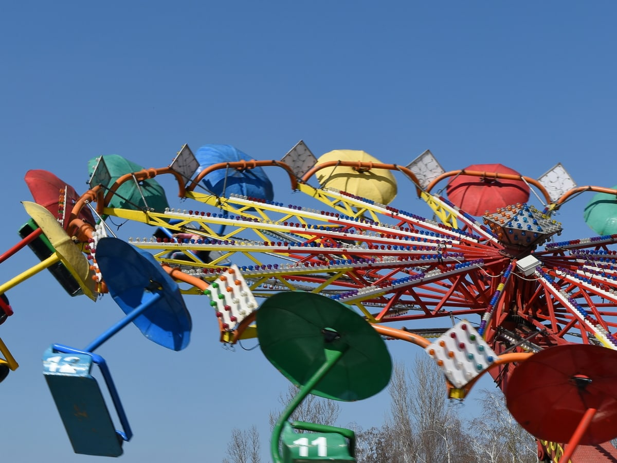 amusement, park, carnival, festival, fun, entertainment, recreation, carousel