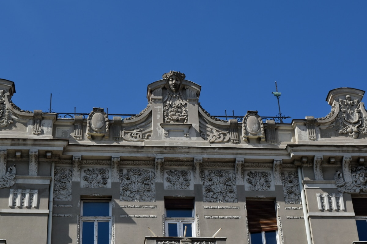 tourist attraction, building, facade, residence, architecture, palace, old, ancient