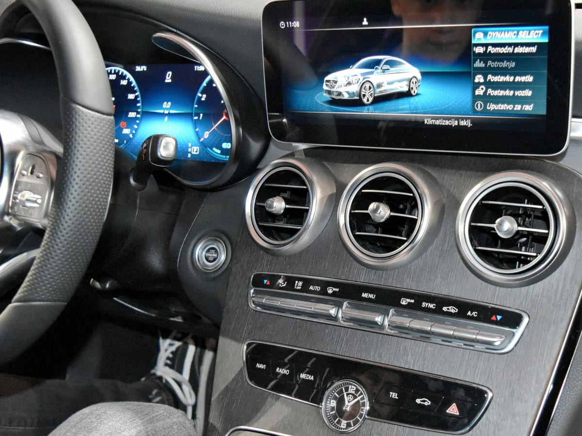 control panel, dashboard, drive, vehicle, transportation, car, speedometer, steering wheel