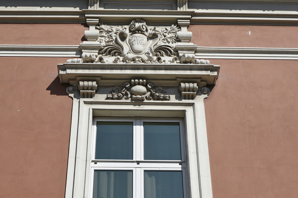 architecture, building, facade, window, house, outdoors, city, old