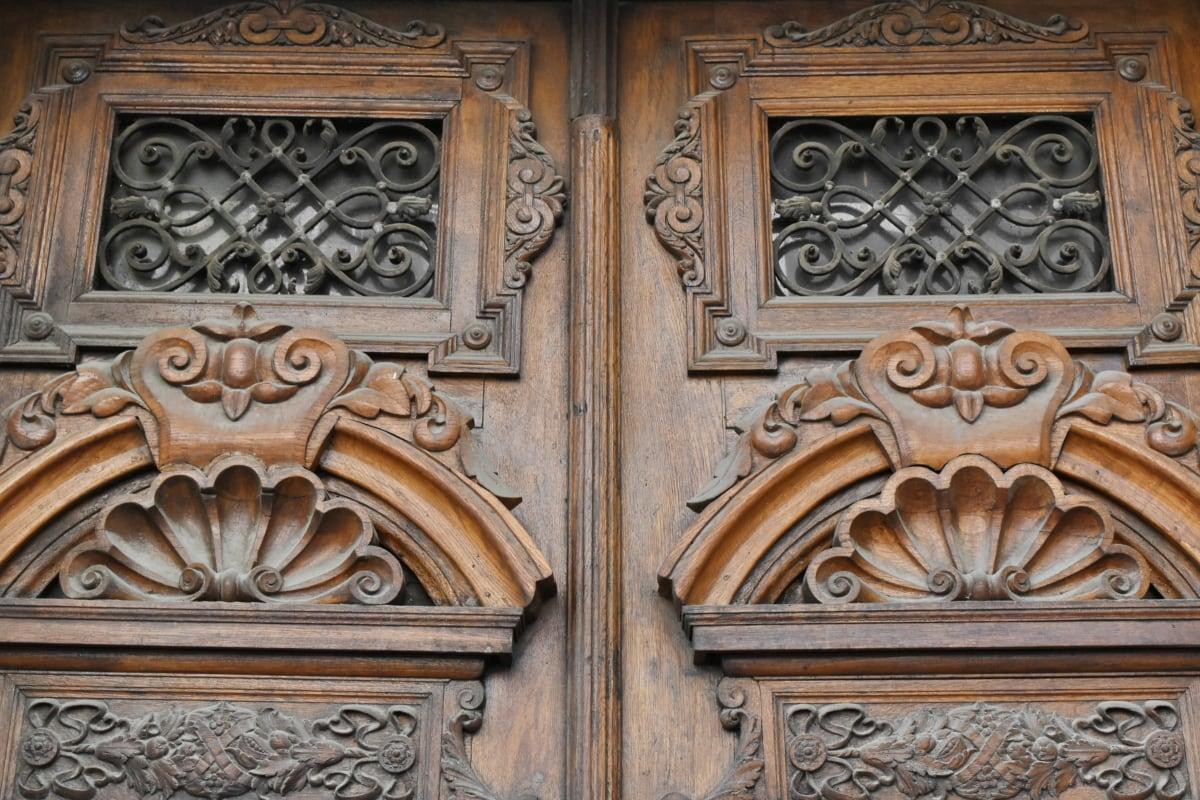 baroque, carpentry, handmade, hardwood, relief, teak wood, decoration, carving