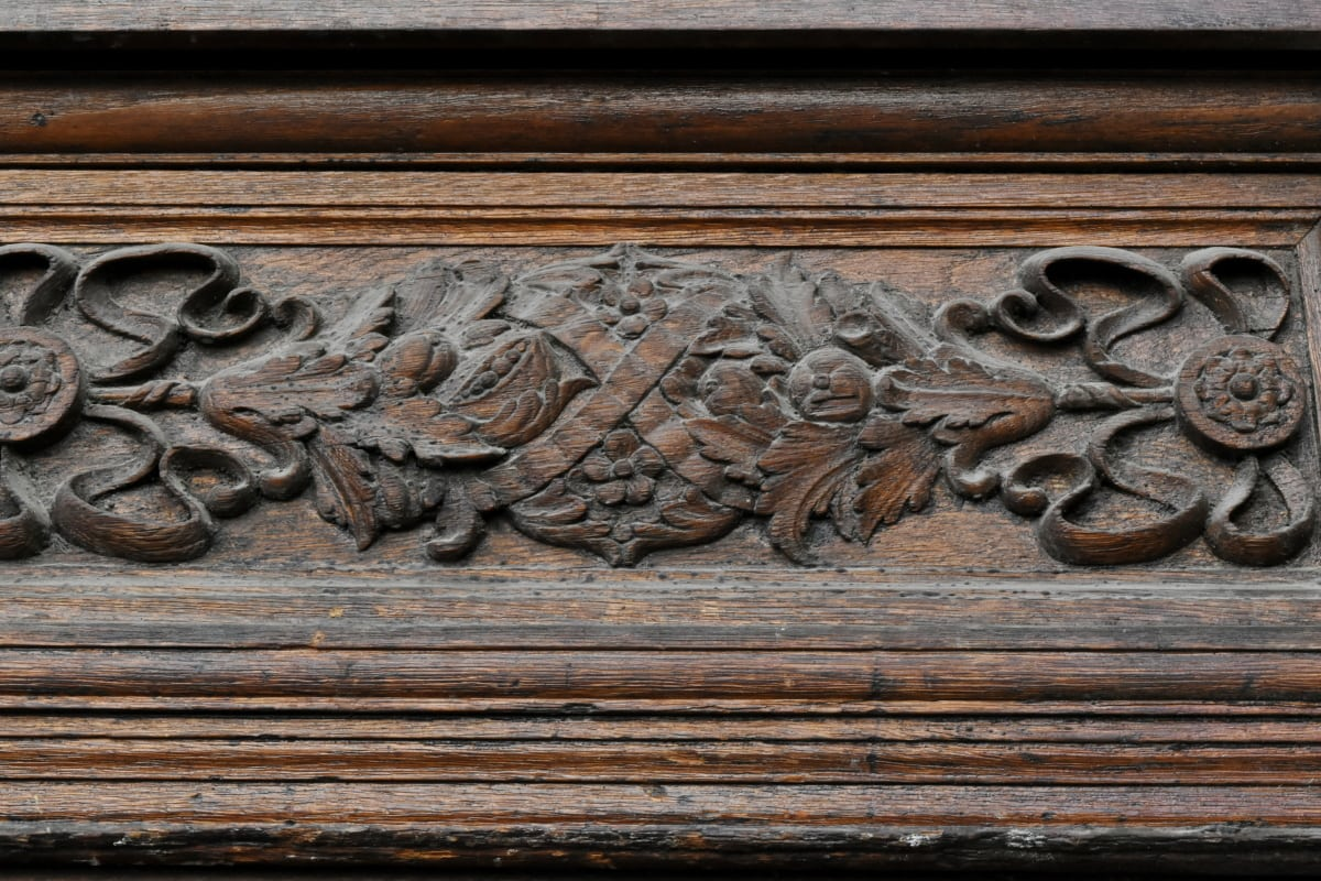 old, art, wood, carving, wooden, decoration, texture, pattern