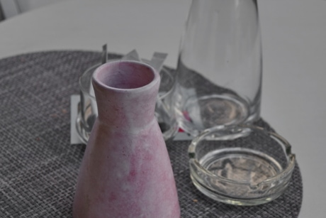 ashtray, ceramic, vase, container, glass, bottle, color, upclose