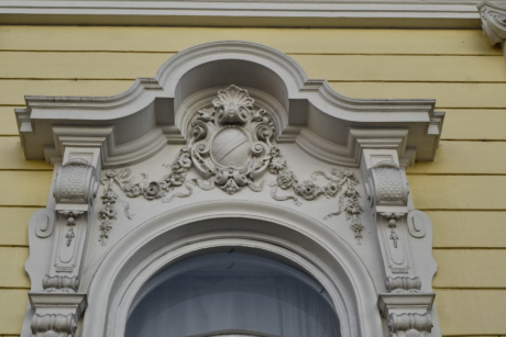 baroque, capital city, building, architecture, classic, old, design, style