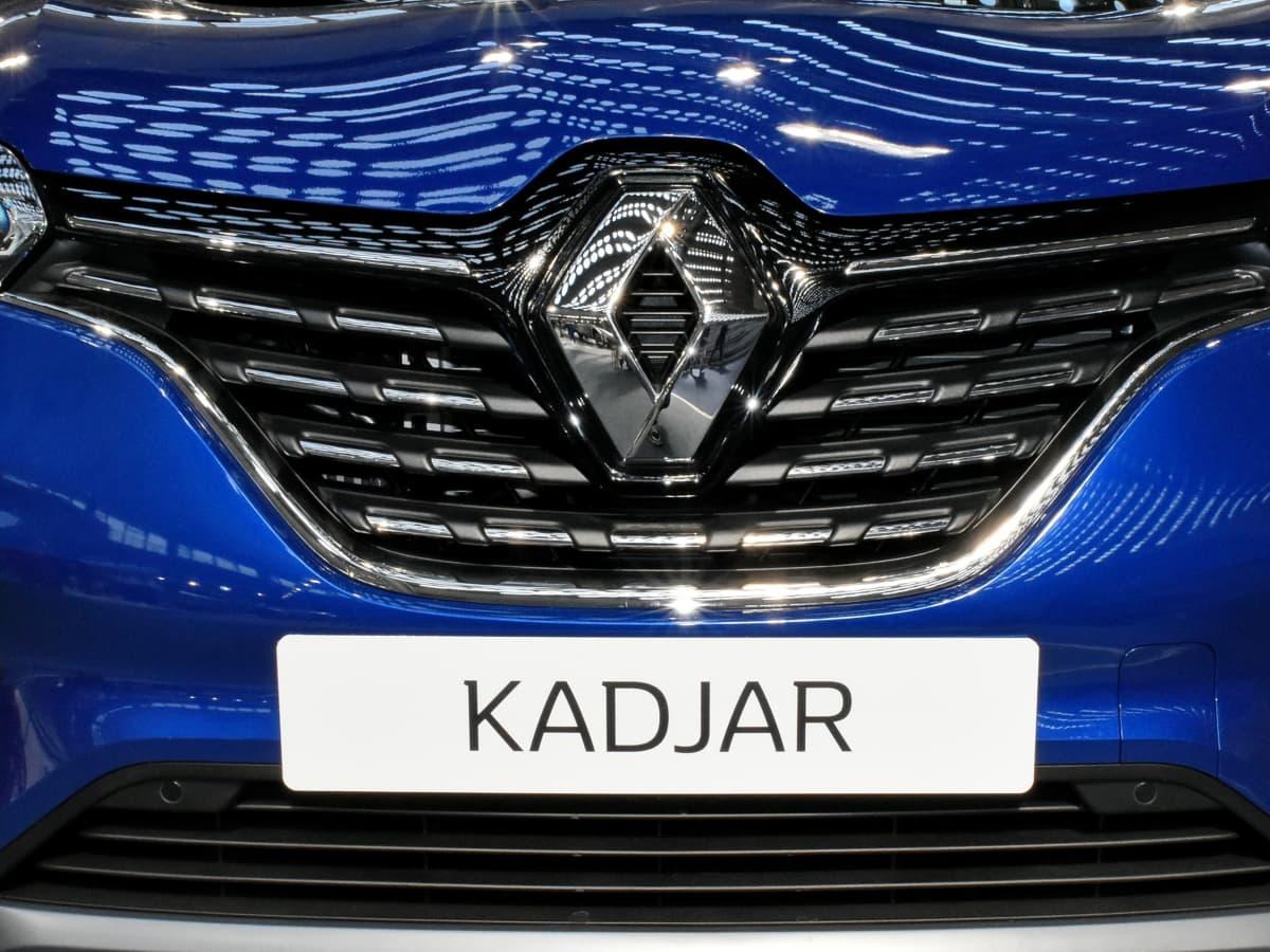 reflection, sign, symbol, car, classic, chrome, vehicle, automotive