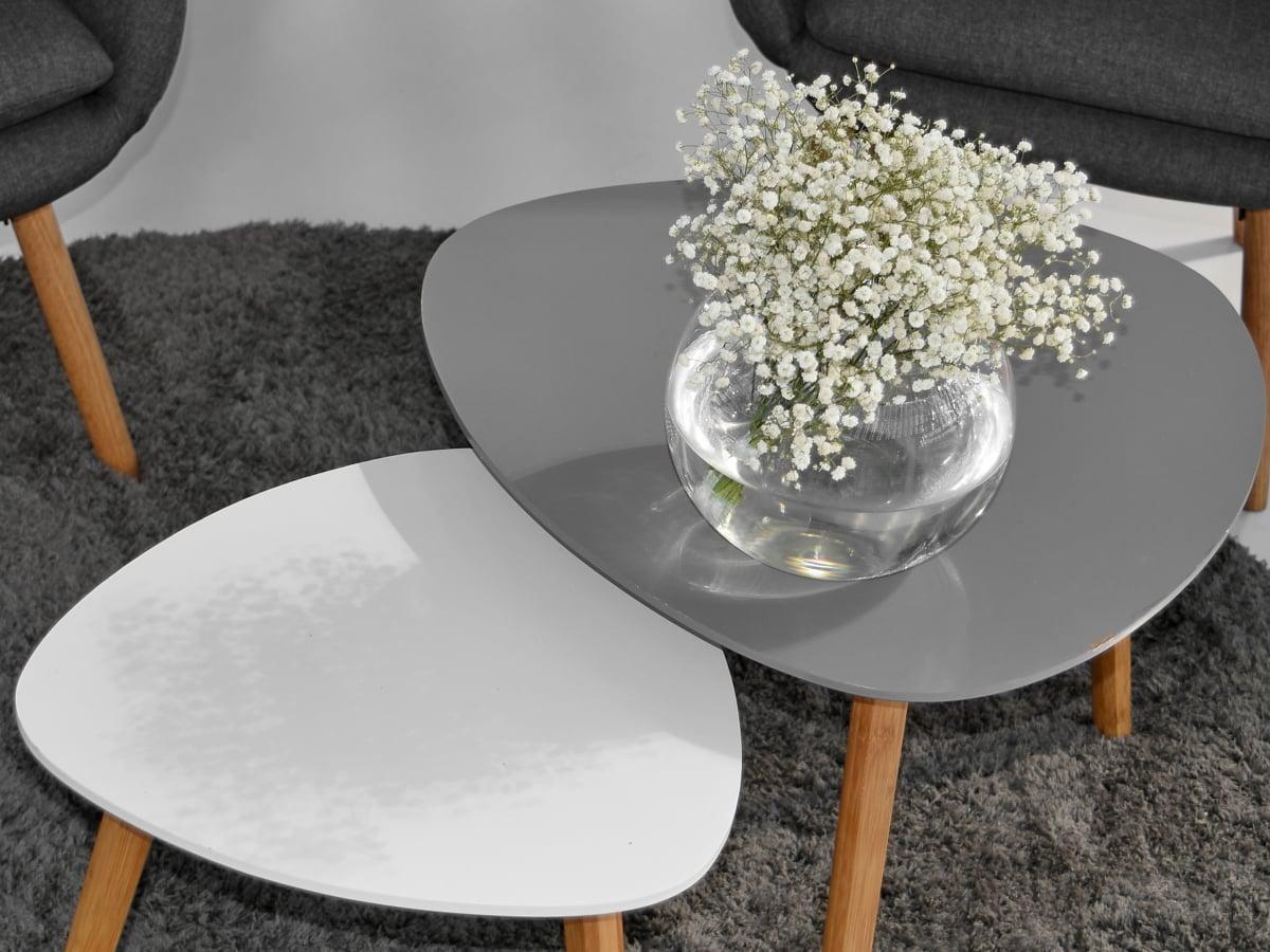 black and white, interior decoration, minimalism, modern, vase, table, wood, indoors