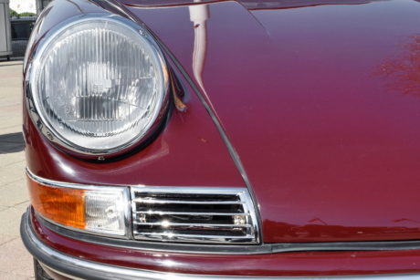 nostalgia, drive, car, vehicle, chrome, automobile, headlight, hood
