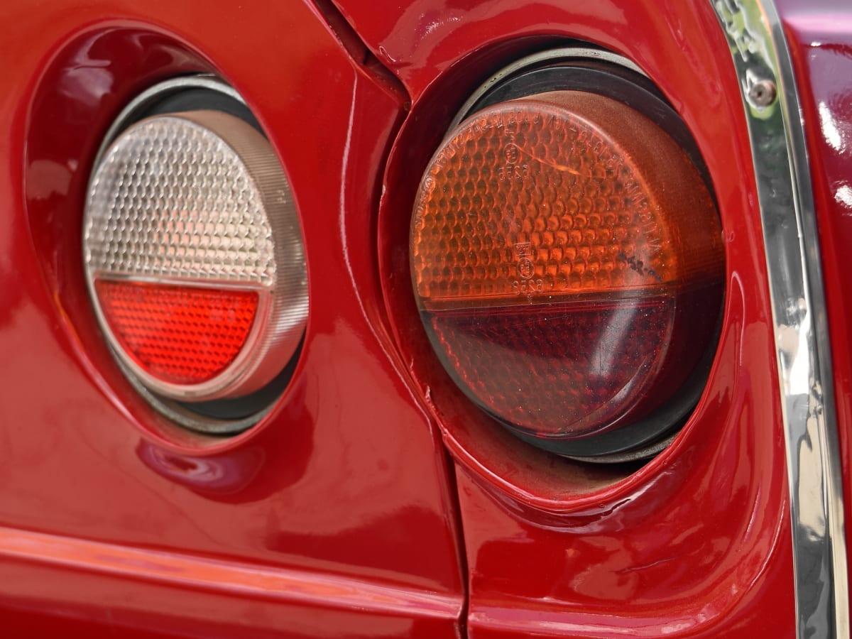 vehicle, traffic, chrome, classic, car, bumper, reflector, metallic