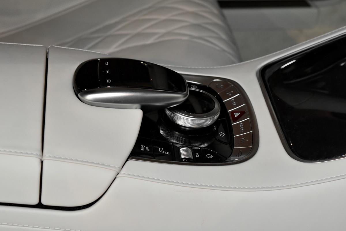 чорно-біла, Автокрісло, дорогі, перемикання передач, всередині, джойстик, миші, автомобіль