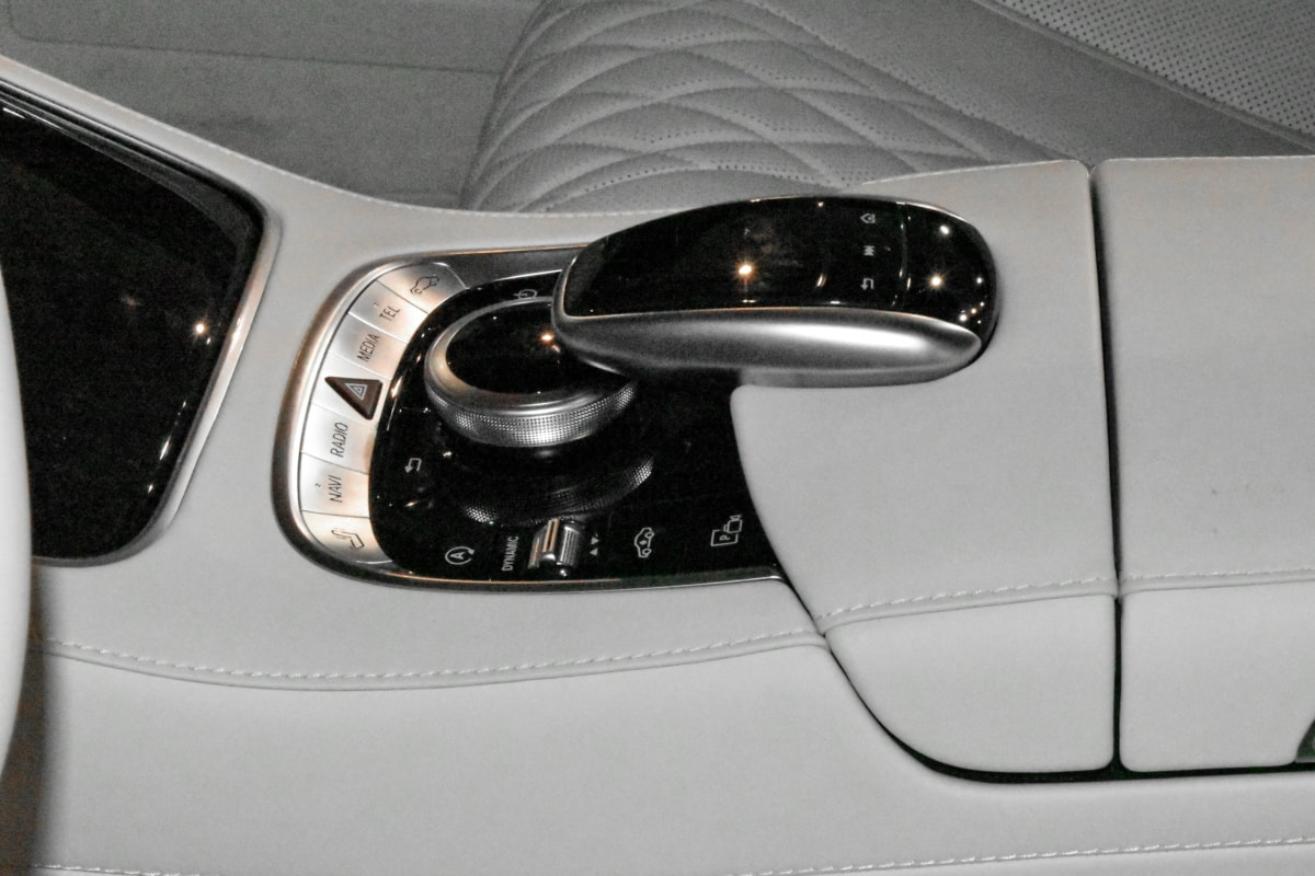 gearshift, interior design, vehicle, technology, car, device, equipment, modern