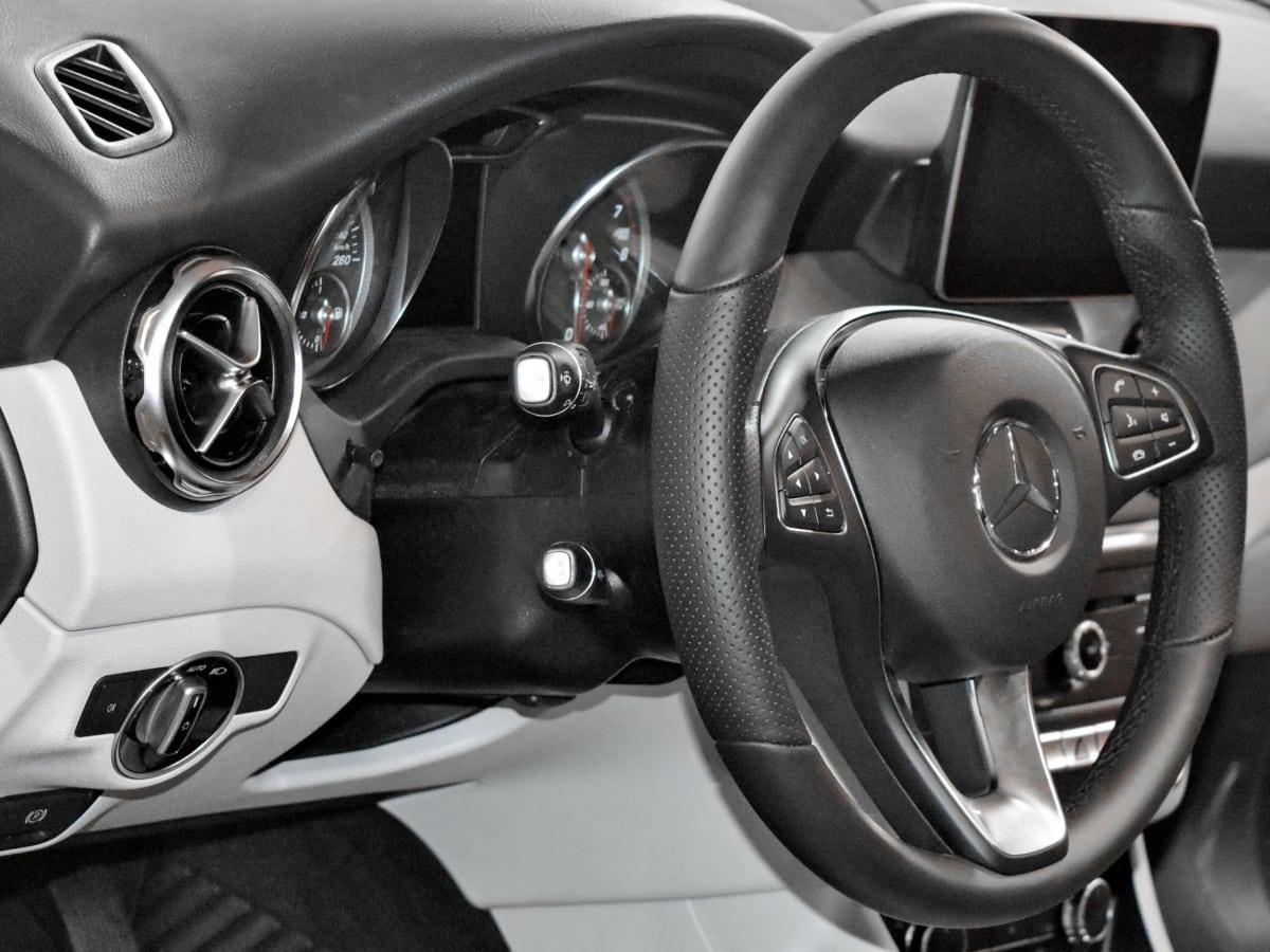 snelheidsmeter, stuurwiel, wiel, Automotive, station, dashboard, voertuig, auto