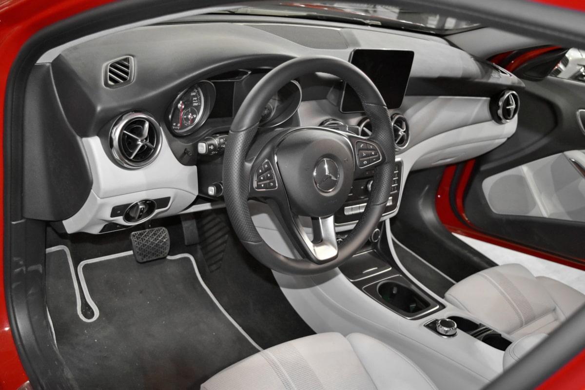 autosedačky, kokpit, Tabuľa, dekorácie interiéru, volant, vozidlo, rýchlosť, automobilový priemysel