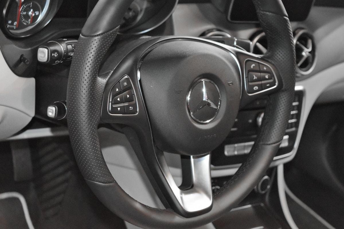 monochrome, steering wheel, dashboard, speedometer, car, drive, gearshift, vehicle