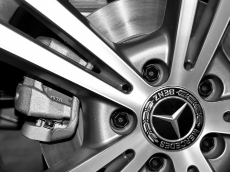 chrome, metal, metallic, monochrome, car, device, wheel, machine