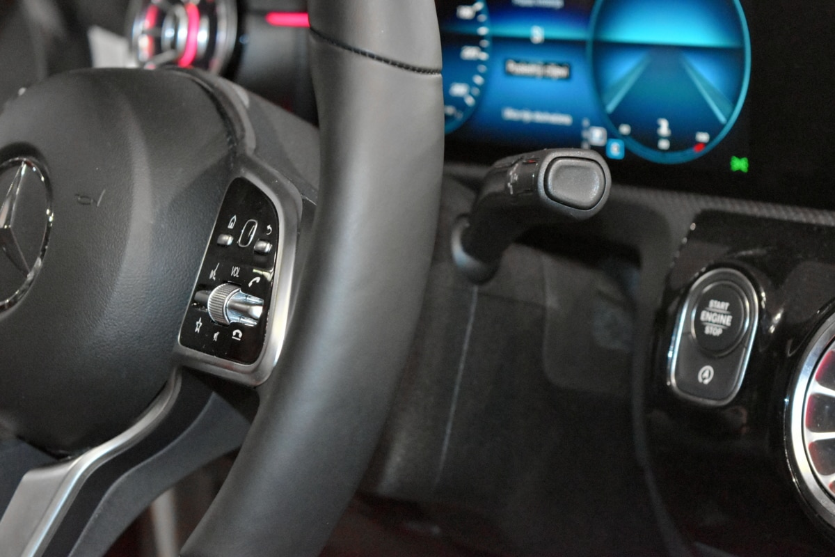 steering wheel, speedometer, car, drive, dashboard, vehicle, control, gearshift
