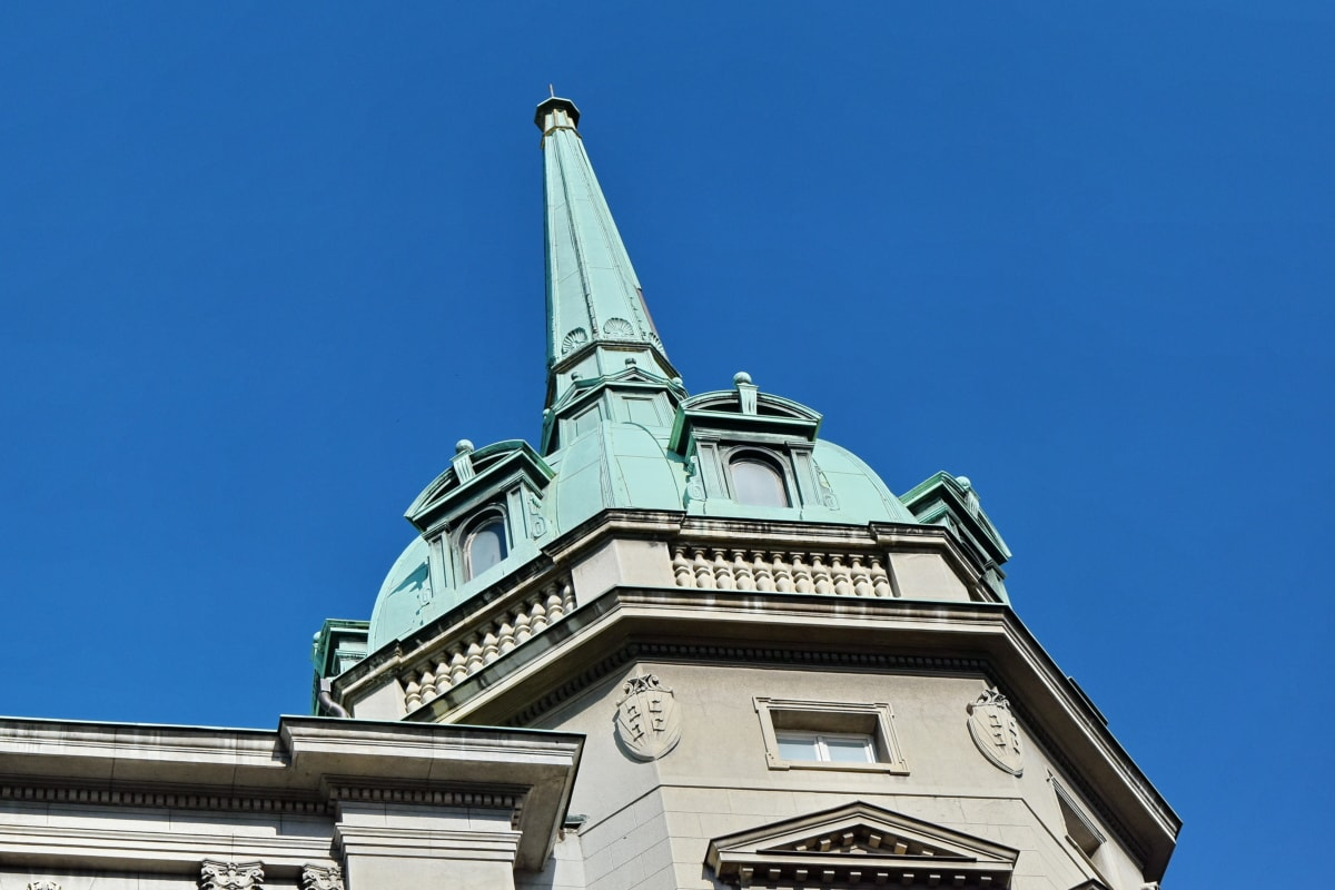 capital city, dome, tower, architecture, building, outdoors, old, city
