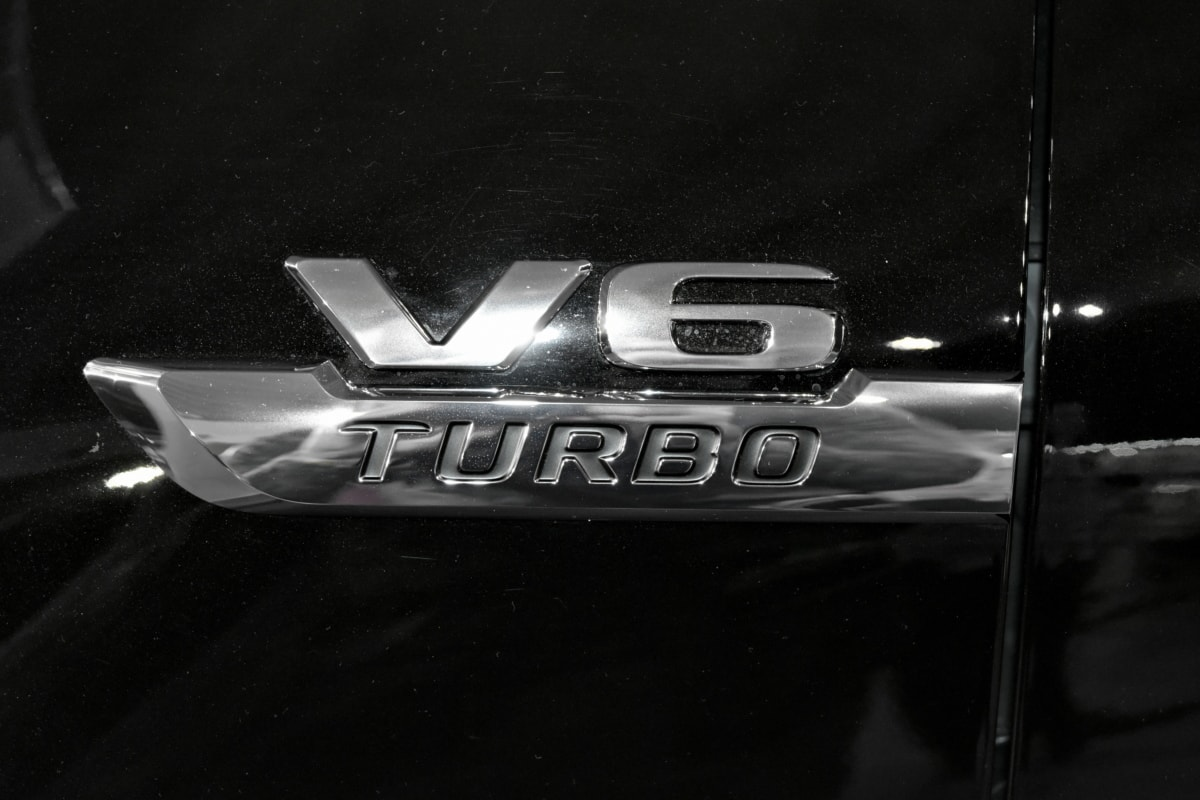 bianco e nero, segno, Turbo, veicolo, auto, settore automobilistico, in auto, luce