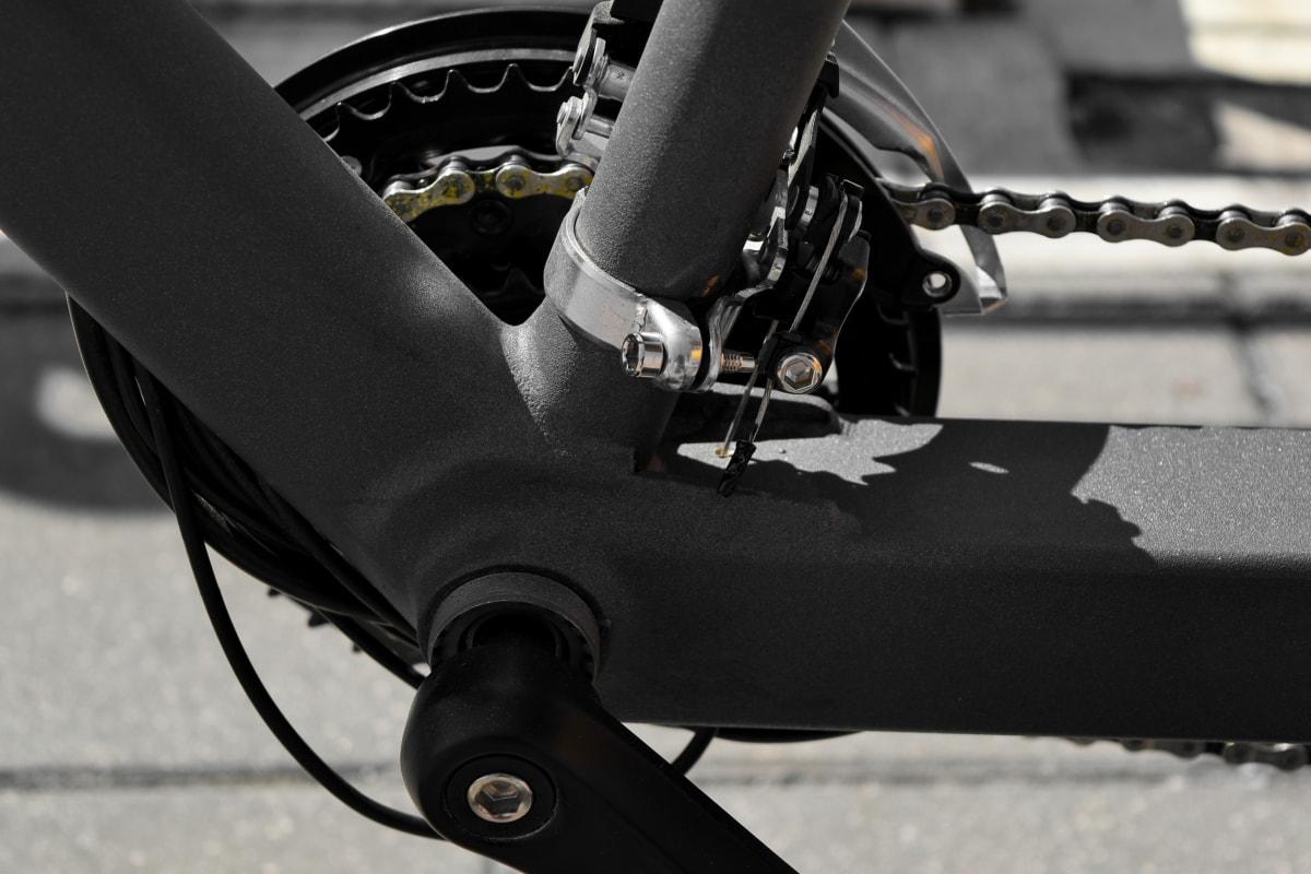 Bisiklet, vites, Gölge, tekerlek, araç, sokak, yarış, tek renkli
