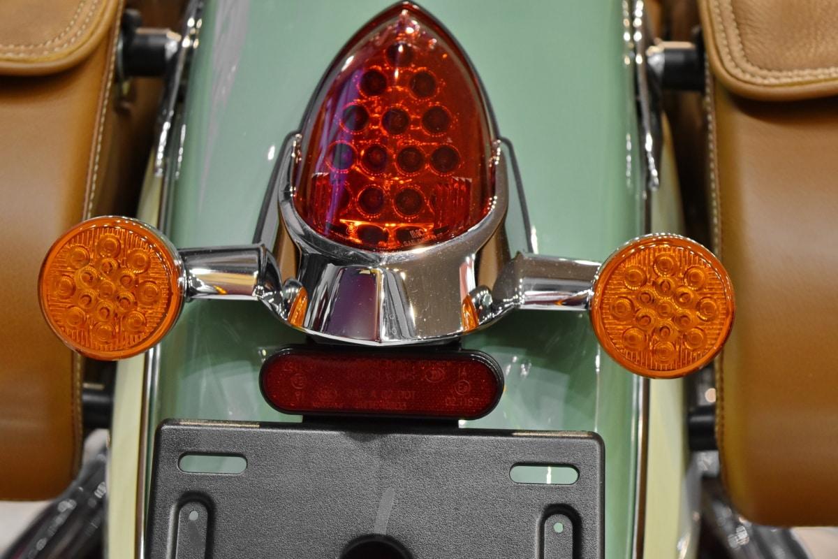 drogich, światło, motocyklista, luksusowe, Classic, pomieszczeniu, pojazd, Sprzęt