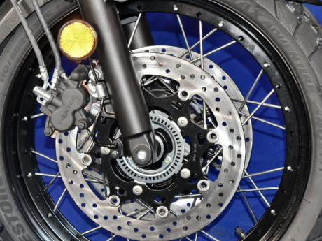 motocross, motorcycle, brake, wheel, machine, steel, gear, vehicle