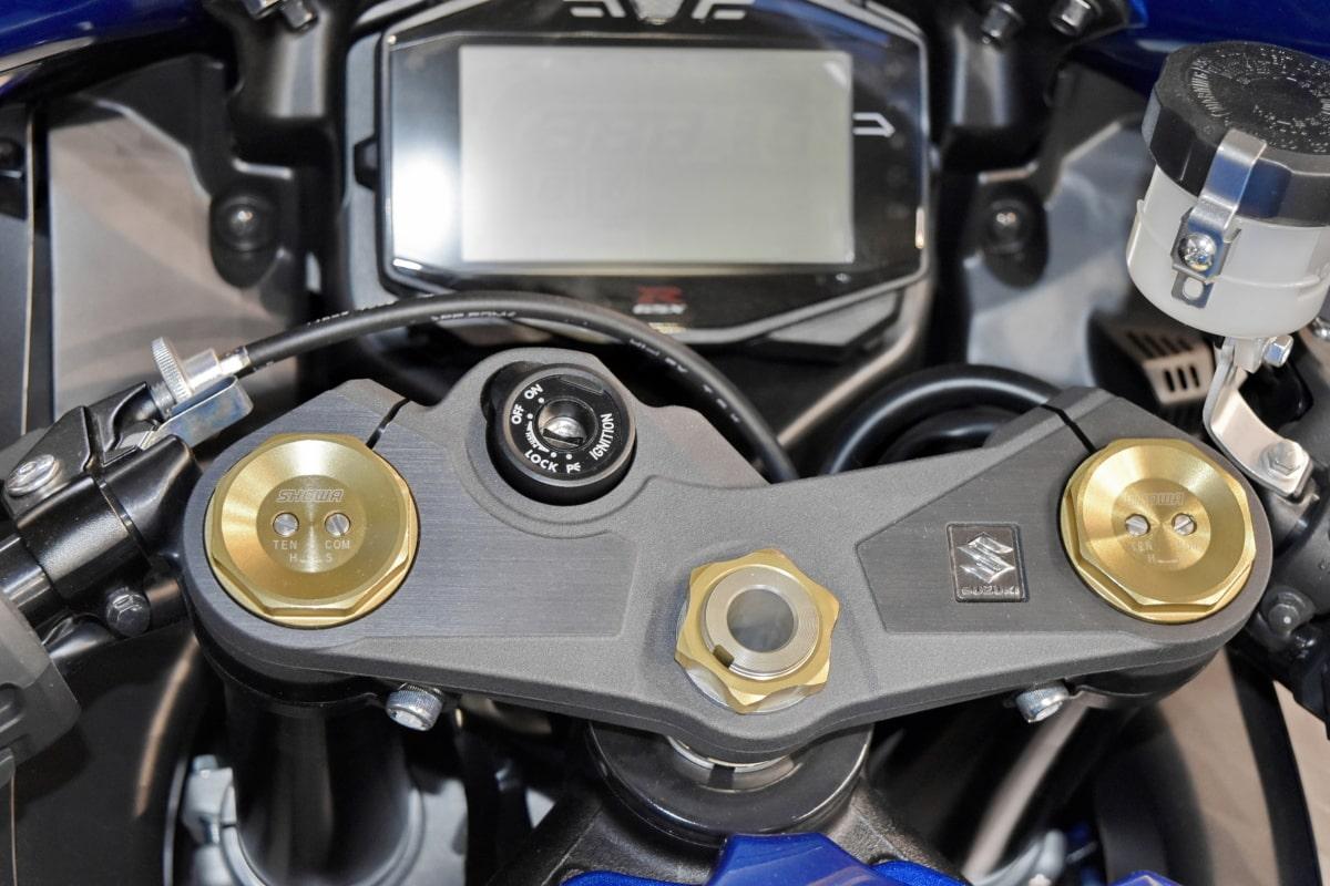 motorcycle, steering wheel, vehicle, device, drive, transportation, wheel, bike