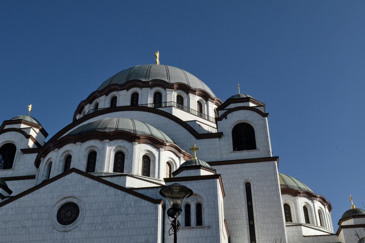θρησκευτικές, Σερβία, Πνευματικότητα, στέγη, Εκκλησία, αρχιτεκτονική, κτίριο, θρησκεία