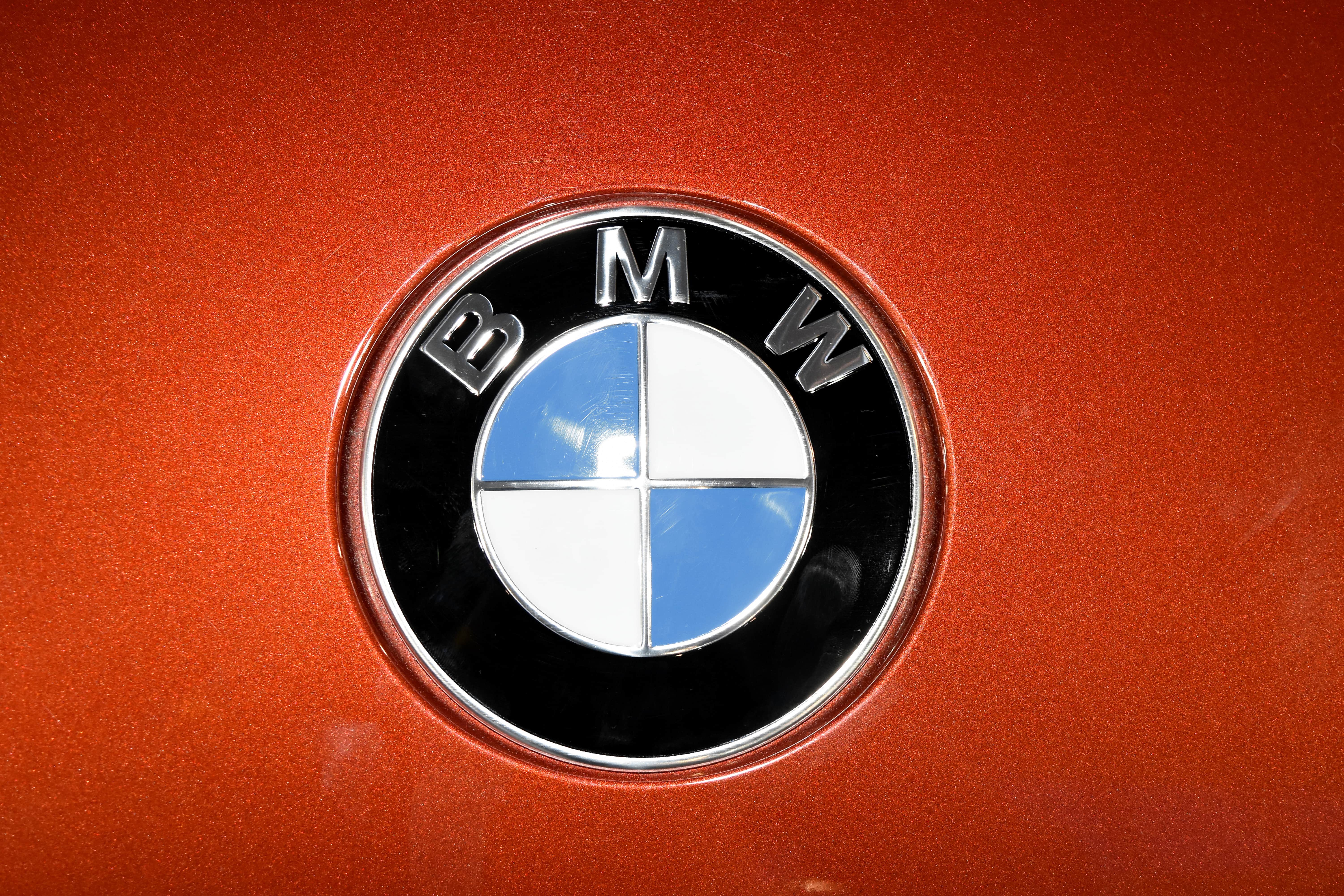Free picture: BMW sign, chrome, luxury, symbol, label ...