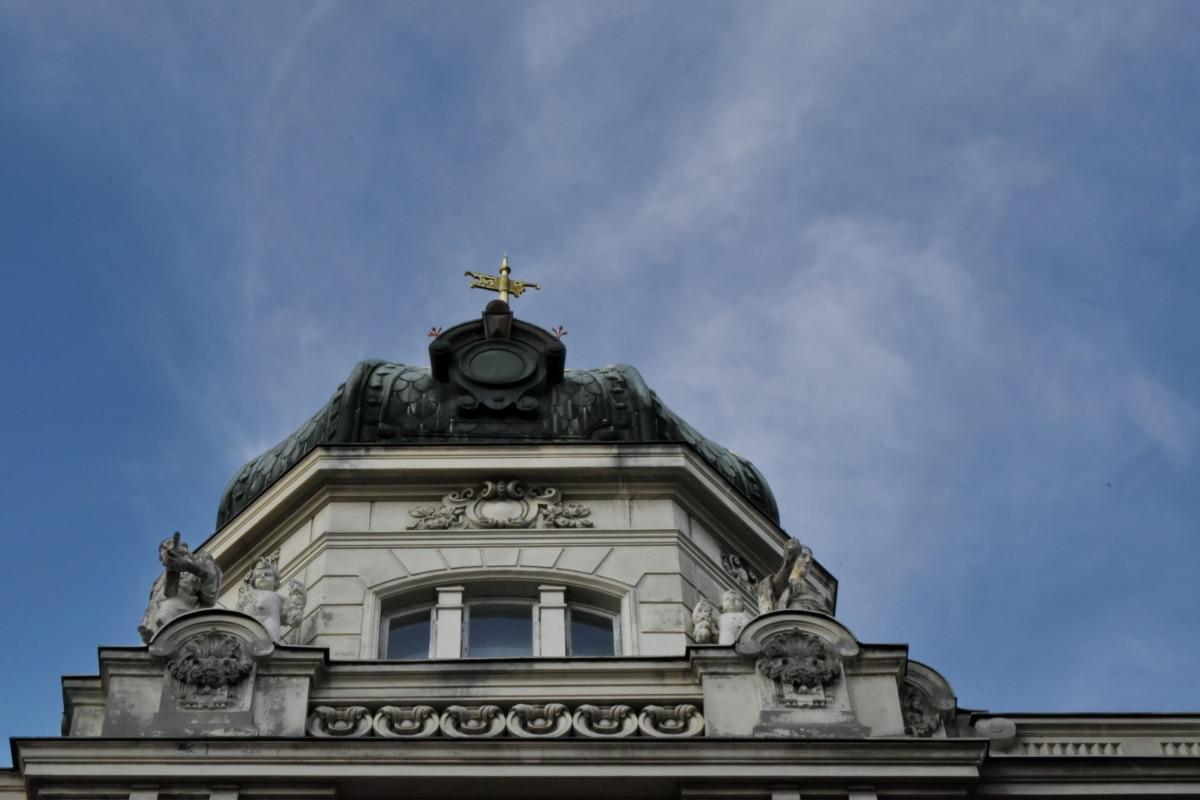 dachu, Kopuła, architektura, budynek, na zewnątrz, religia, Miasto, światło dzienne