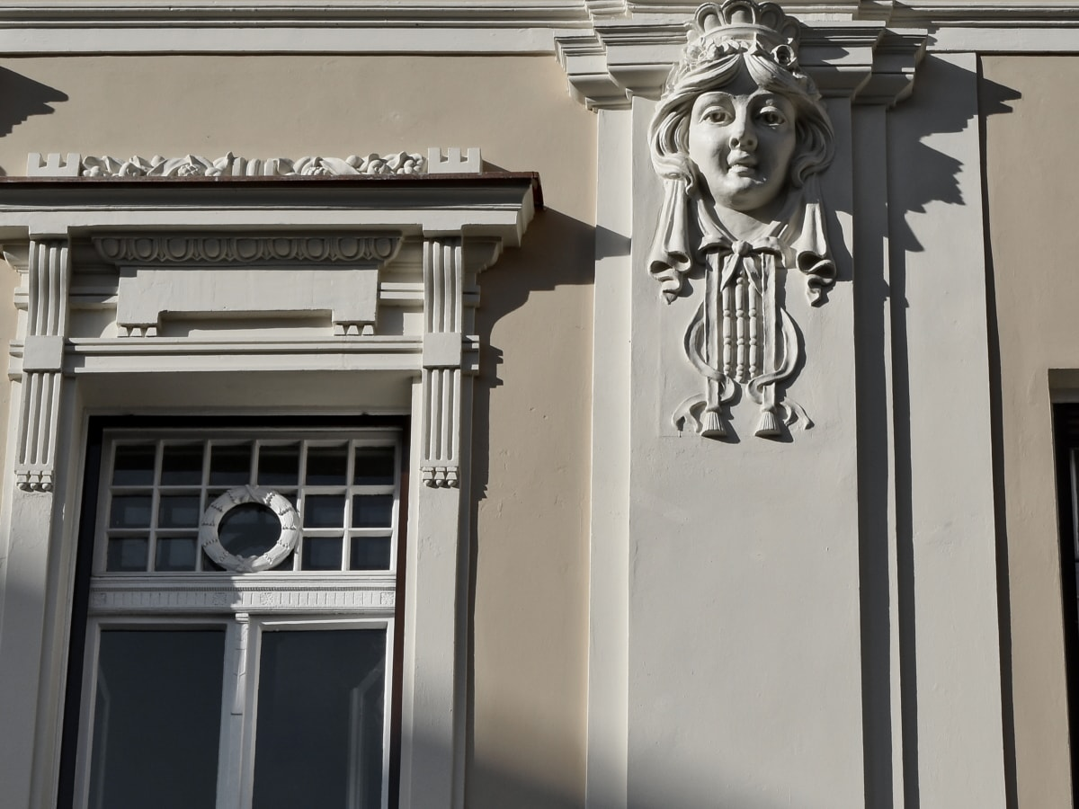 capital city, facade, heritage, sculpture, window, architecture, outdoors, house