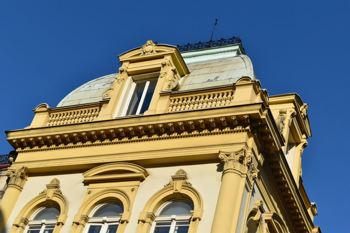 capital city, landmark, church, building, facade, architecture, outdoors, city