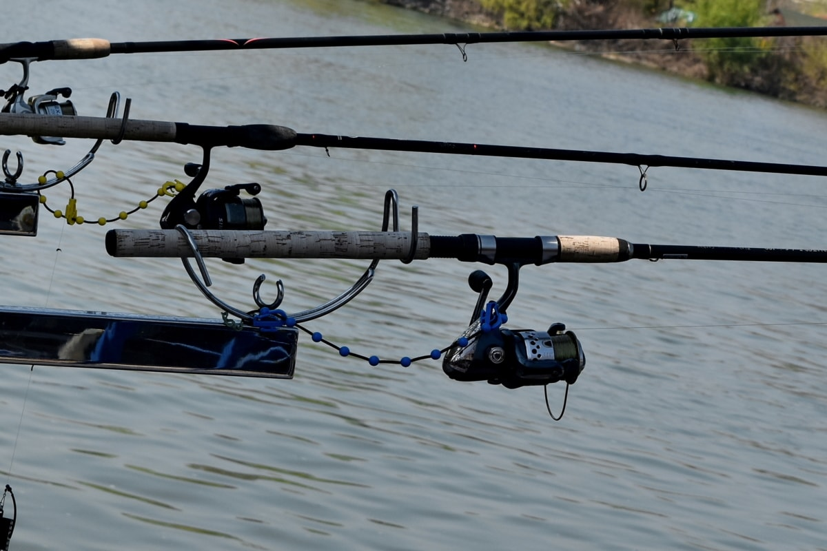 fishing gear, leisure, sport, river, water, recreation, competition, vehicle