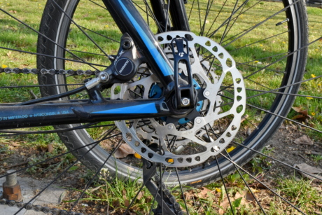 chain, gearshift, mountain bike, wheel, brake, bike, tire, rim