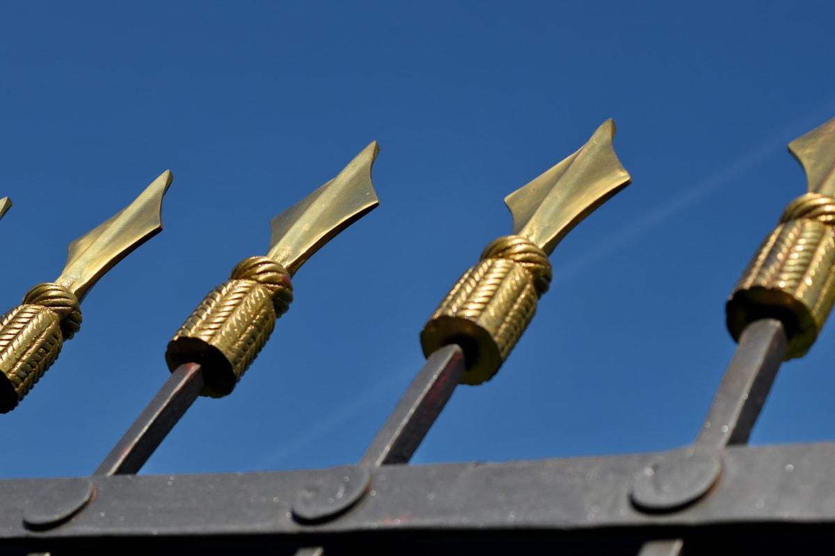黄铜, 铸铁, 手, 金属, 锋利, 带头, 钢, 设备