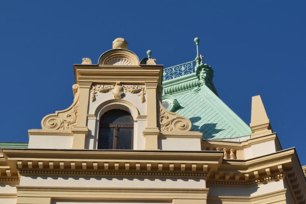 dvorac, arhitektura, katedrala, zgrada, fasada, na otvorenom, dnevno svijetlo, grad