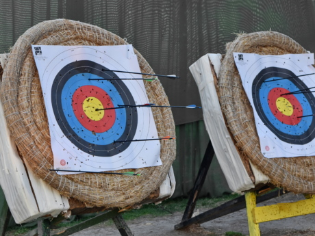 archery, arrow, medieval, sport, target, traditional, wooden, wood