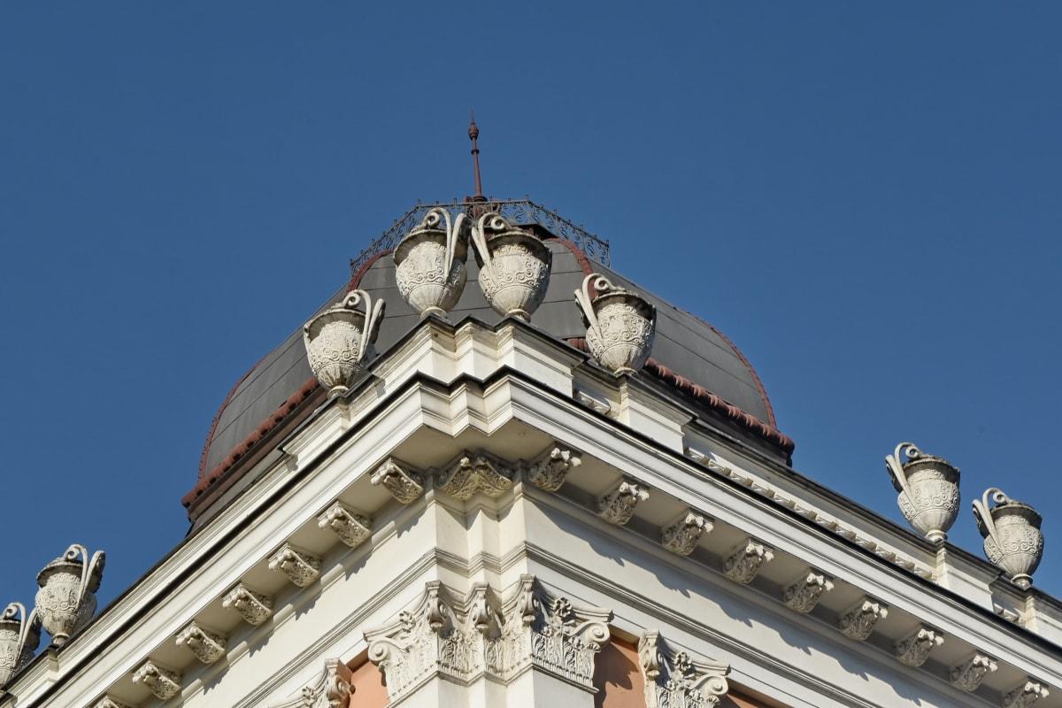 bygning, arkitektur, city, vartegn, kultur, religion, udendørs, gamle