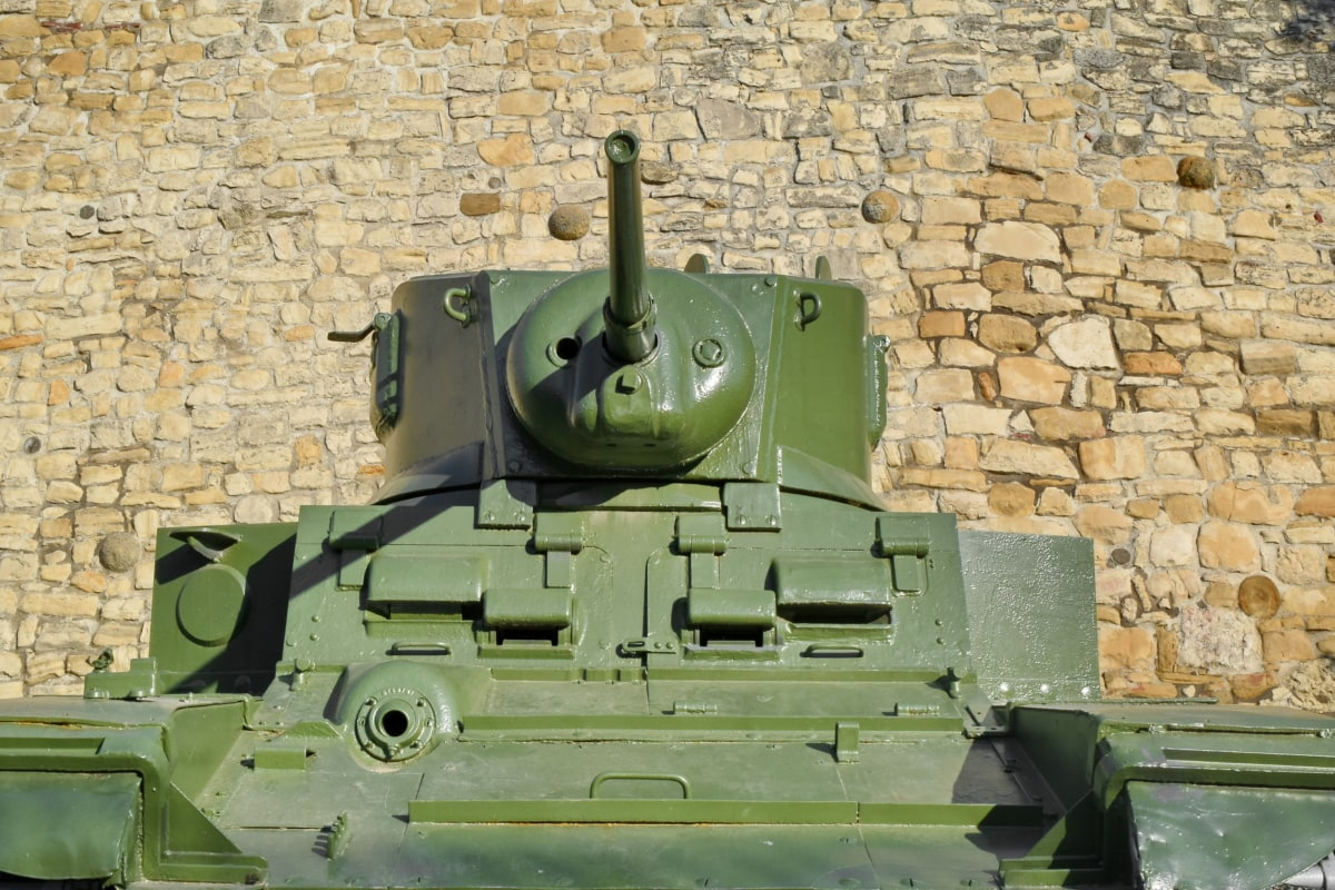 weapon, armor, cannon, military, war, army, combat, camouflage