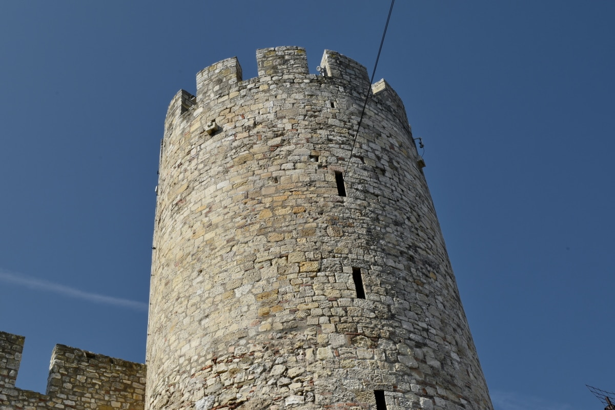 Torre, architettura, Rampart, fortificazione, Fortezza, Castello, Gotico, creazione di
