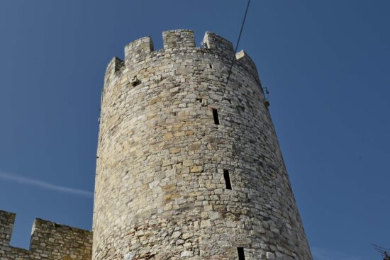 tower, architecture, rampart, fortification, fortress, castle, gothic, building