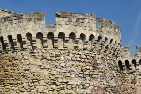 fortification, fortress, rampart, stone wall, ancient, architectural style, architecture, building