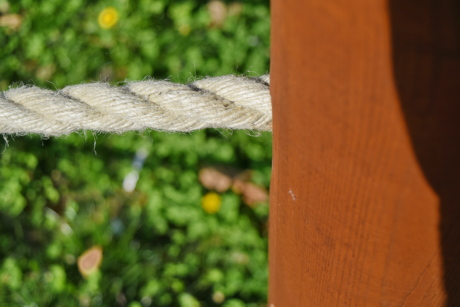 wood, rope, nature, outdoors, summer, wooden, old, texture