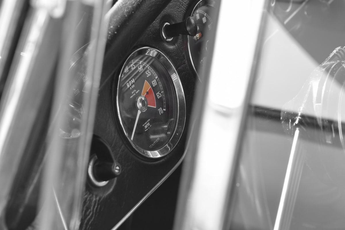 nostalgia, speedometer, window, speed, vehicle, car, transportation, control panel