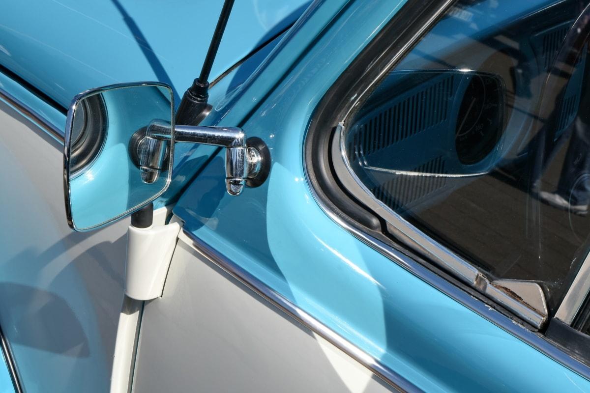 specchio, veicolo, auto, bicromato di potassio, veloce, ruota, velocità, lusso