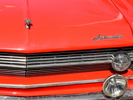 old style, vehicle, automotive, car, chrome, headlight, classic, drive