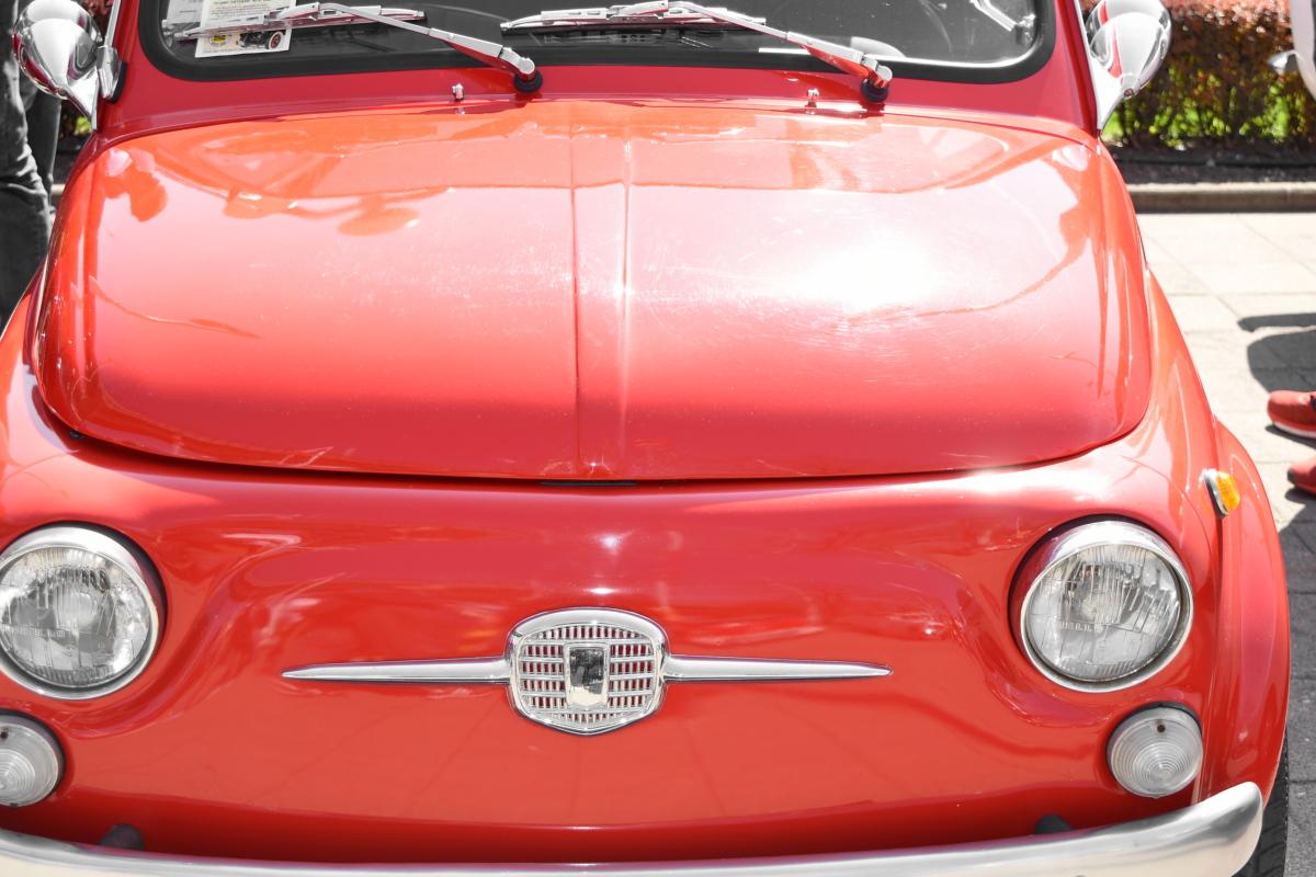 rood, auto, chroom, station, auto, voertuig, Automotive, wiel